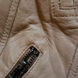 Zara Jackets & Coats - ZARA genuine leather jacket